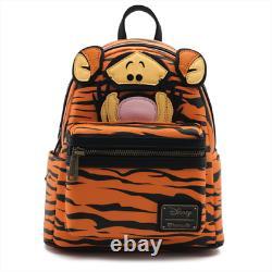 Loungefly Disney Tigger Mini Backpack Winnie the Pooh Cosplay NWT IN HAND