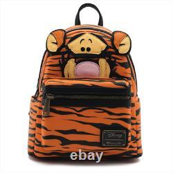Loungefly Disney Tigger Mini Backpack Winnie the Pooh Cosplay Ships Same Day