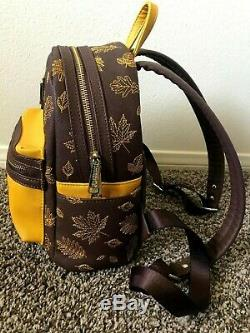 Loungefly Disney Winnie The Pooh Autumn Mini Backpack BoxLunch Exclusive