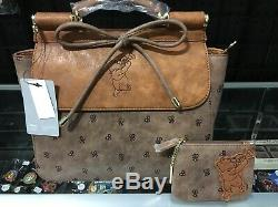 Loungefly Disney Winnie The Pooh Crossbody Bag & Coin PurseNWT