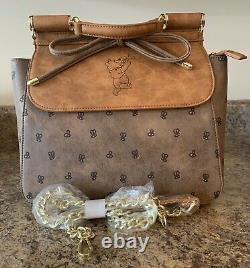 Loungefly Disney Winnie The Pooh Crossbody Purse Boxlunch Exclusive -Brand New