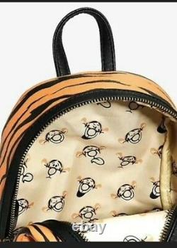 Loungefly Disney Winnie The Pooh Tigger Cosplay Mini Backpack Preorder Ships Jan