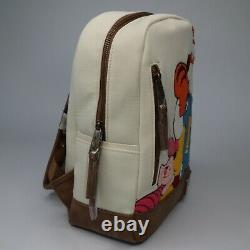 Loungefly Disney Winnie the Pooh Chenille Mini Backpack