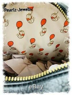 Loungefly Disney Winnie the Pooh Plaid Checkered Mini Backpack BoxLunch NWT