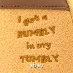 Loungefly Winnie the Pooh Bear Honey Tummy Mini Backpack New. In hand