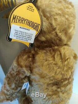 Merrythought Teddy Bear Edward Christopher Robin Winnie The Pooh L. E Growler