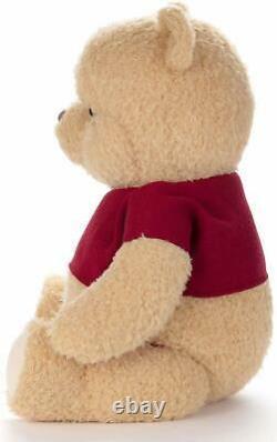 NEW TAKARA TOMY Disney Plush Doll Christopher Robin Movie Winnie the Pooh 60cm