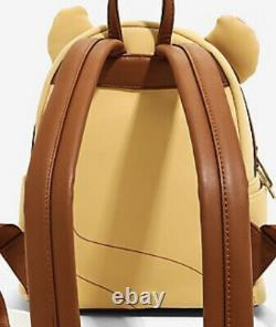 NEW WITH TAGS Loungefly Disney Winnie Pooh Roo Mini Backpack