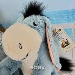 NWT Build a Bear EEYORE Plush Disney Winnie the Pooh Bundle 6in1 Sound SOLD OUT