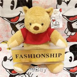 NWT Christopher Robin Plush winnie the pooh tigger eeyore piglet Disney Store