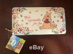 NWT Disney Dooney Bourke WINNIE the POOH Crossbody + Disney Wallet $429.99FreeSh