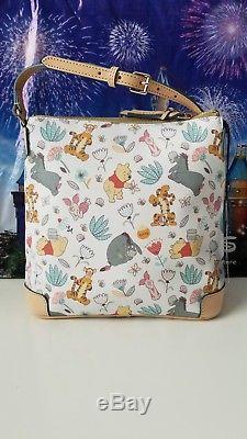 NWT Disney Dooney & Bourke Winnie the Pooh Crossbody Bag STUNNING