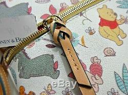 NWT Disney Dooney & Bourke Winnie the Pooh Crossbody Letter Carrier Bag Purse