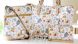 NWT Disney Winnie the Pooh Dooney & Bourke Crossbody Handbag SOLD OUT