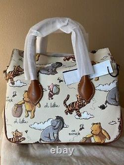 NWT Dooney & Bourke Disney Winnie The Pooh Satchel