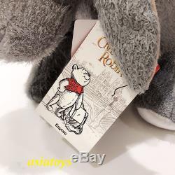 NWT Movie Christopher Robin Winnie the pooh Plush set 4pcs Disney Store