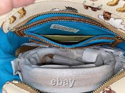 New 2020 Disney Parks Dooney & Bourke Winnie The Pooh Crossbody Bag