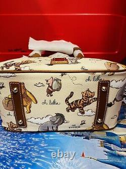 New 2020 Disney Parks Dooney & Bourke Winnie The Pooh Crossbody Satchel Bag