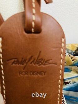 New Disney Parks 2020 Winnie The Pooh Crossbody Bag Dooney & Bourke