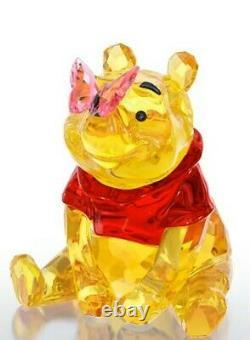 New, Genuine Swarovski Crystal Disney Winnie The Pooh Butterfly 5282928 £200