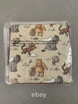 New NWT Disney Dooney & Bourke Winnie The Pooh Crossbody Bag Purse
