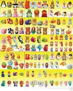 Peek A Pooh # 1 #16 Rare Entire Winnie the Pooh Sets