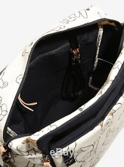 Petunia Pickle Bottom Diaper Bag Disney Sketchbook Winnie The Pooh Boxy Backpack