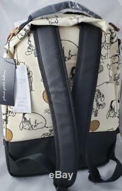 Petunia Pickle Bottom Disney Winnie The Pooh Sketch Axis Backpack Diaper Bag