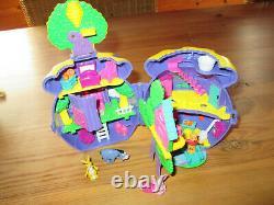 Polly Pocket Mini Disney Großes Winnie the Pooh Spielset mit viel Zubehör
