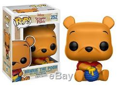 Pop Disney Winnie The Pooh ALL 6 Pops Included Funko Pop Vinyl