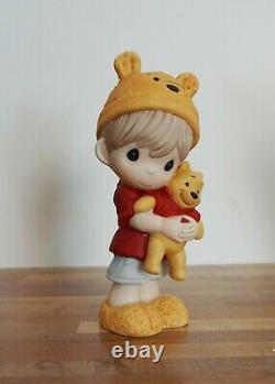 Precious Moments 169018 Disney Hunny There's Nobody Sweeter Than You Winnie Pooh