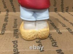 Precious Moments-Disney-Girl withPooh Ears withWinnie the Pooh Doll Rare
