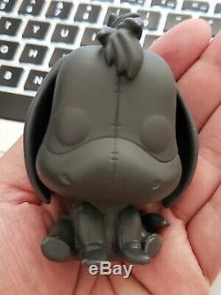 Prototype Funko Pop! Winnie the Pooh # 254 Eeyore Proto SDCC Ultra Rare! Disney