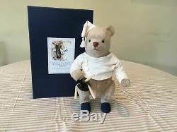 R John Wright NIGHTTIME Winnie the Pooh Bear New in Box-MINT 410/2500