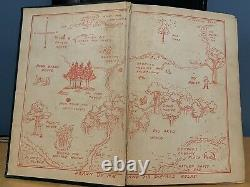 REDUCED! Winnie the Pooh A. A. MILNE 1st Printing 1926 Good Condition