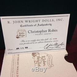 RJ Wright Winnie the Pooh Pieces