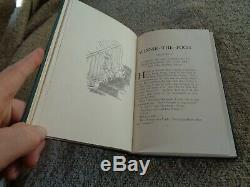 Rare 1926 1st Edition Winnie The Pooh A A Milne -1st Print Illus E Shepard