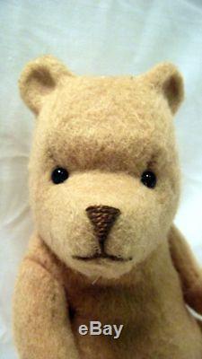 Rare R John Wright Winnie The Pooh Silly Old Bear No. 415 Stuffed Bear