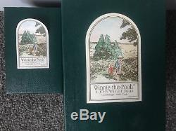 Rare R John Wright Winnie-the-Pooh Pocket Pooh Jointed & Piglet LOT 2 NEW BOX