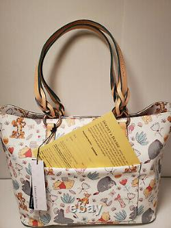 $ Reduced Winnie the Pooh Tote Disney Dooney & Bourke Disney NWT & Registration
