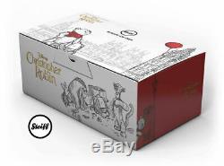 STEIFF Ltd CHRISTOPHER ROBIN WINNIE THE POOH SET 4.8in. /12cm EAN 355417