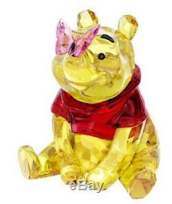 SWAROVSKI Disney Winnie the Pooh with Butterfly (5282928)