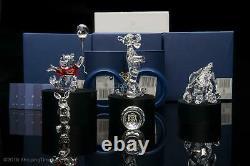 SWAROVSKI Figurines Disney Winnie the Pooh SET 6 pieces