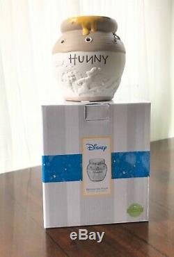 Scentsy Winnie the Pooh Hunny Pot Warmer Hundred Acre Wood scent bar included