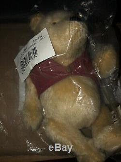 Steiff Disneys Winnie the Pooh Mohair EAN# 651755 From 2001 $273.00 10.5