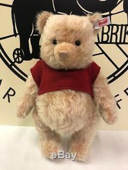 Steiff EAN 355424 Disney Christopher Robin Film Winnie the Pooh