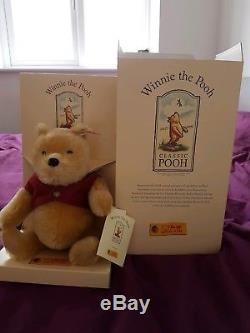 Steiff winnie the pooh