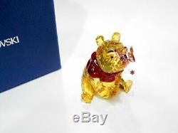 Swarovski 5282928 Disney Winnie the Pooh with Butterfly Crystal Authentic MIB