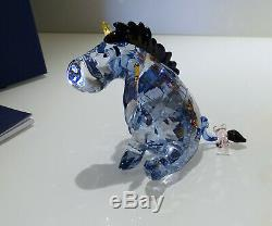 Swarovski Disney Winnie the Pooh I-Ah Esel Eeyore Colour 1142842 OVP MINT in BOX