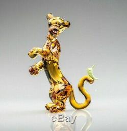 Swarovski Disney's Winnie The Pooh Tigger The Tiger Crystal Figurine 1142841